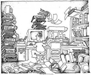 Four Tips for Managing Information Overload