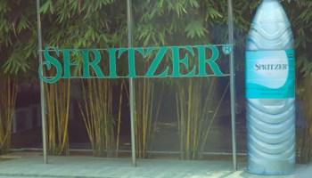 kilang Air mineral Spritzer