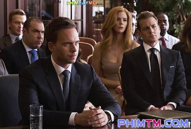 Xem Phim Luật Sư Tay Chơi Phần 7 - Suits Season 7 - phimtm.com - Ảnh 1