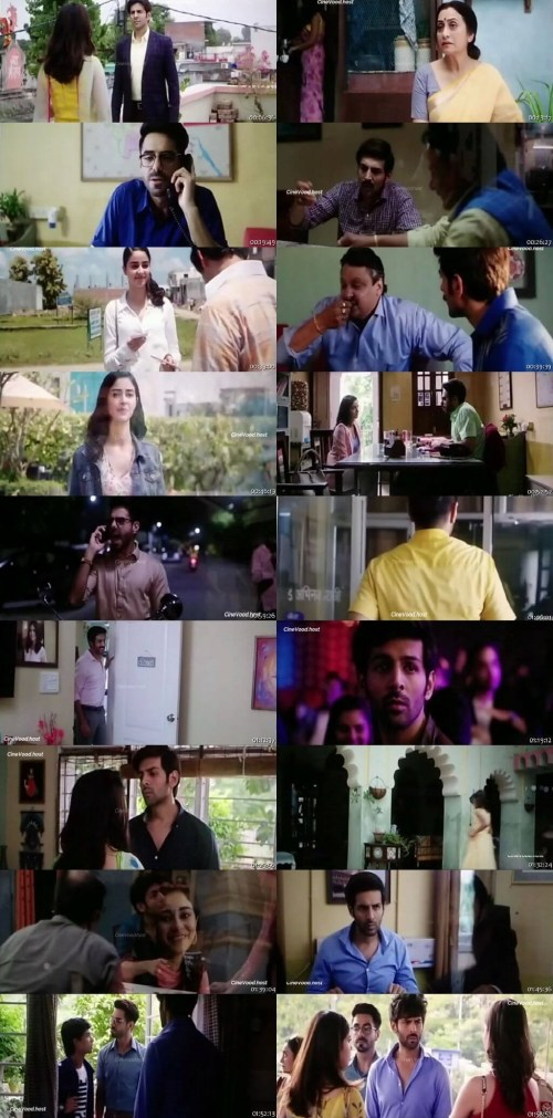 Pati%2BPatni%2BAur%2BWoh Pati Patni Aur Woh 2019 Hindi Movie Free Download HD 720P DVDScr