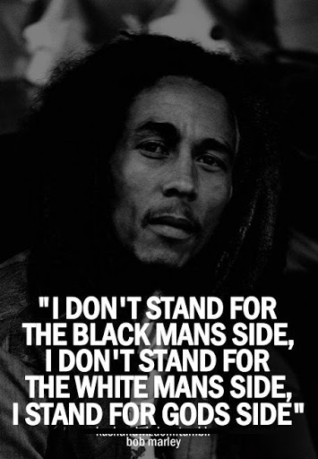 bob marley quotes about death