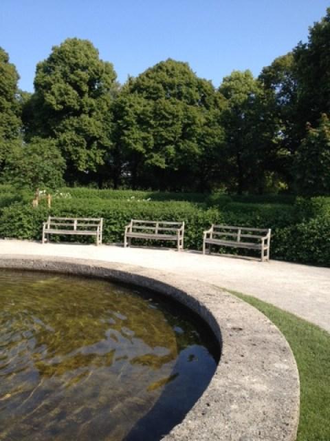 Ein Spaziergang durch den Englischen Garten