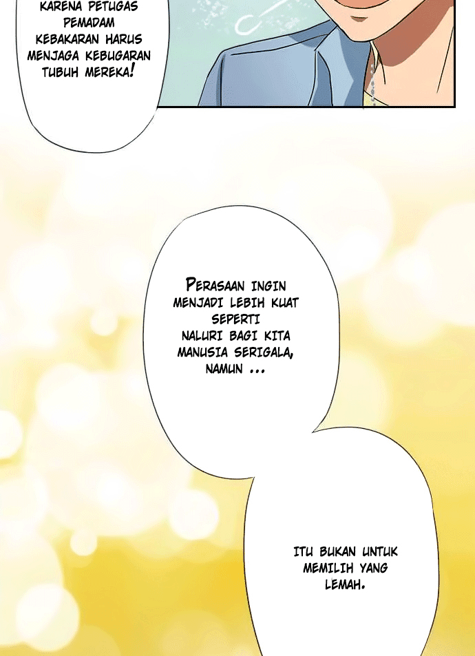 Distancia ~ The Untouchable One: Chapter 10 - Page 25
