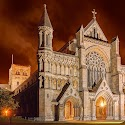 Highly Commended - St Albans Cathdral, 10Pm_Richard Wilson.jpg