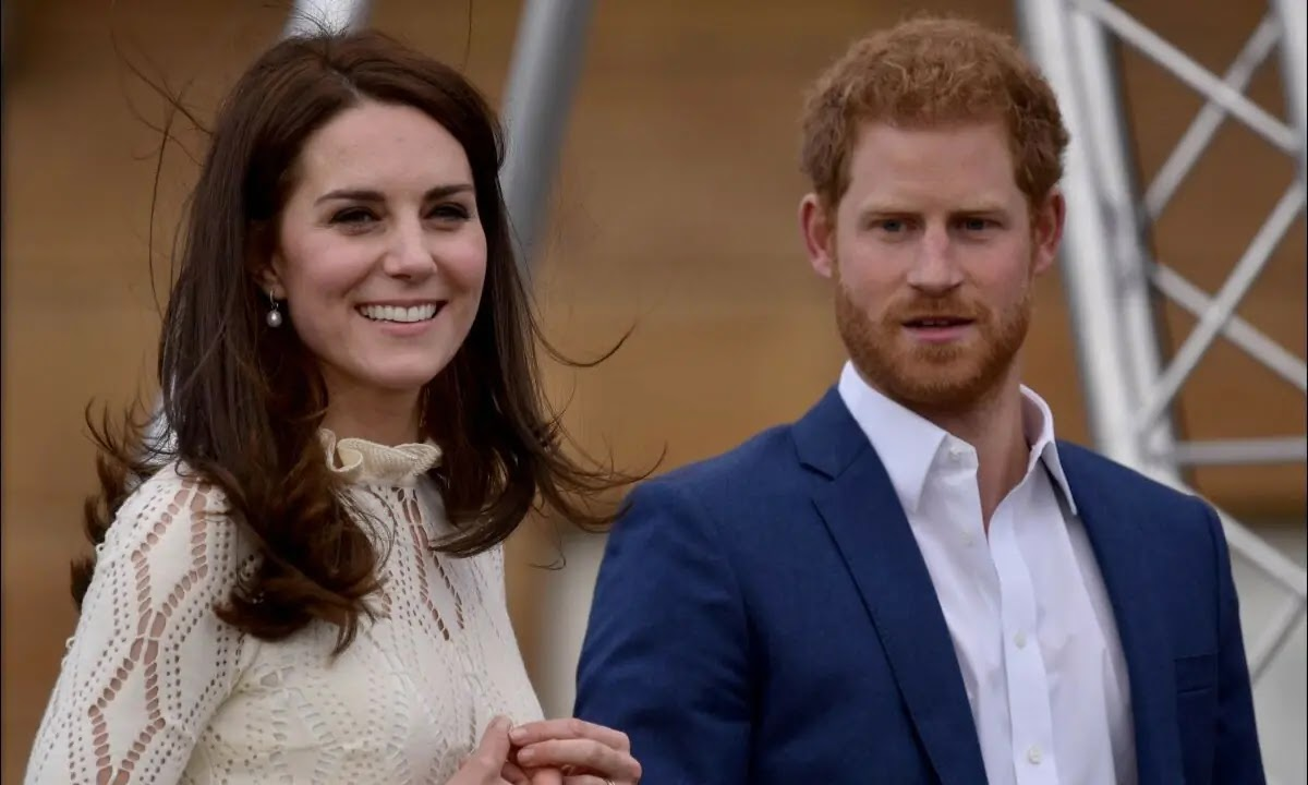 Kate Middleton to take on New Role after Prince Harry Steps Down