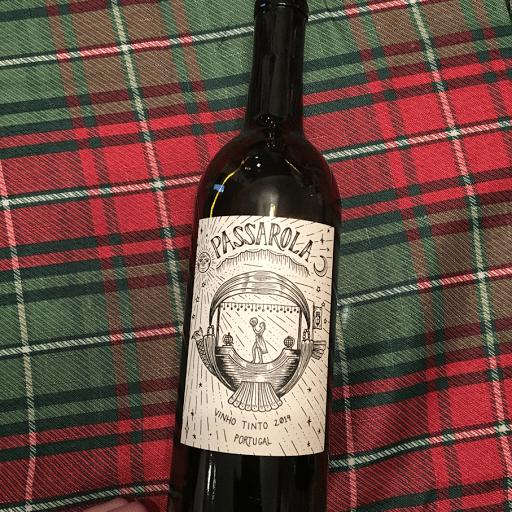 Passarola 2014 Vinho Tinto