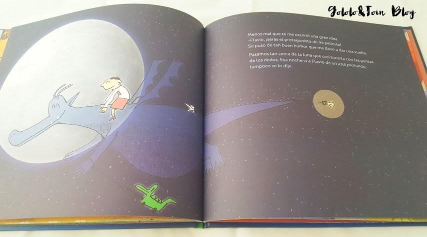 la-fragatina-editorial-album-ilustrado-niños-literatura-dragon-que-no-era-azul