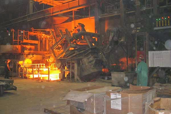 Systems Spray-Cooled foundry furnace components - the SAFE and ECONOMICAL answer.