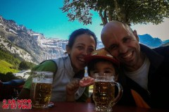 Nos hemos ganado la cerveza (o no...) ©aunpasodelacima