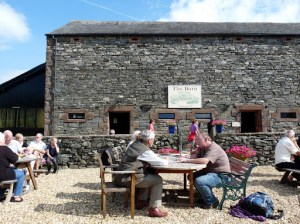 Loweswater Show - The Barn