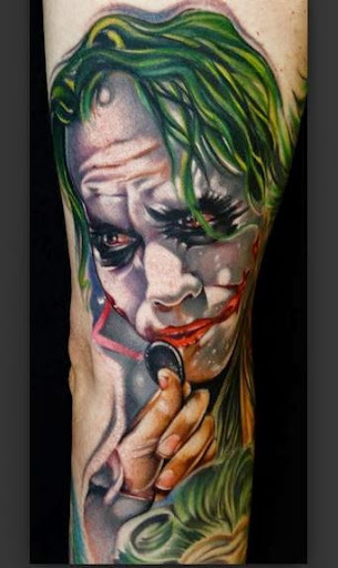 Joker Tattoos