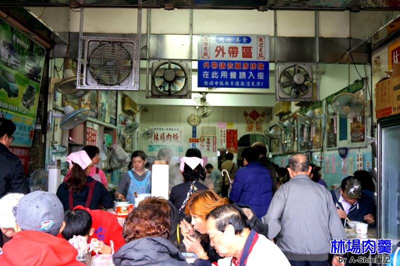 林場肉羹|人滿為患的美食,就在羅東林場旁邊,想吃林場肉羹美味請乖乖排隊。