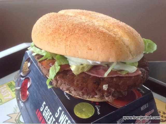 McDonald's The Brazilian Spicy