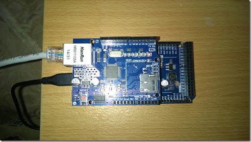 Scheda Arduino due in funzione thumb - Sviluppare con Arduino due