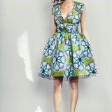 khanga dress designs for  2017
