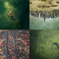 Aviator Shoots Stunning Aerial Photos of His Green Country