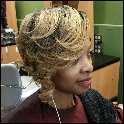 2018 Beautiful African American Natural Hairstyles For Black Women 6