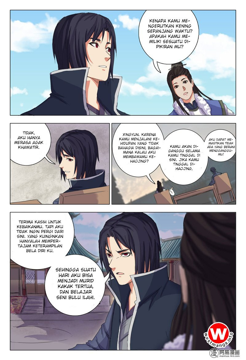 Deity's Path through Ten Thousand Worlds: Chapter 08 - Page 10