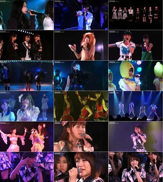 (LIVE)(公演) AKB48劇場9周年特別記念公演 141208
