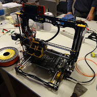 MILL HelloBEEPrusa 3D Printer .JPG