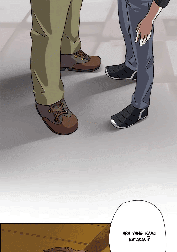 Distancia ~ The Untouchable One: Chapter 10 - Page 34