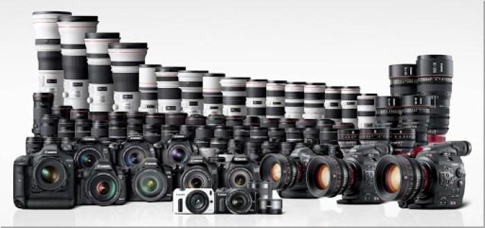 lensa canon lenses