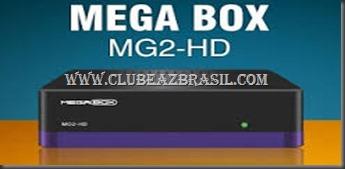 MEGABOX MG2 HD NOVA ATUALIZAÇÃO