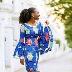 Simple Ankara Designs in Nigeria for weekend