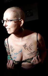 Cancer Boobographs from Faith No More