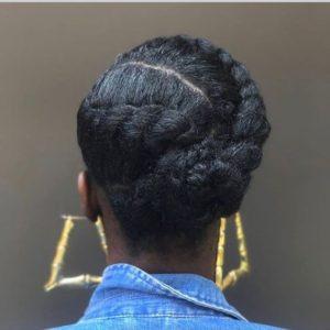 Natural Hairstyles For Medium-Length Hair 2018 1