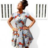 nigerian kitenge fashion dresses 2016