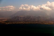 Other side of Lake Skadar