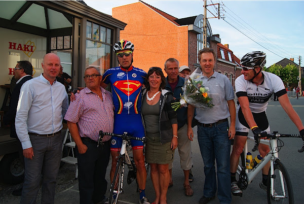BK WAOD Oekene met oa Schepen José Debels en Franky Van Oyen