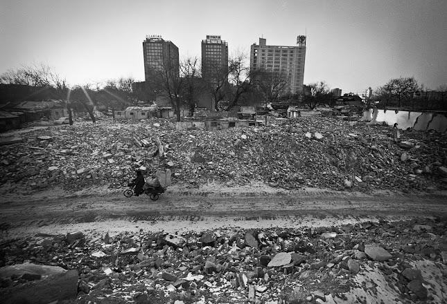 0000343 圖輯:拆遷北京