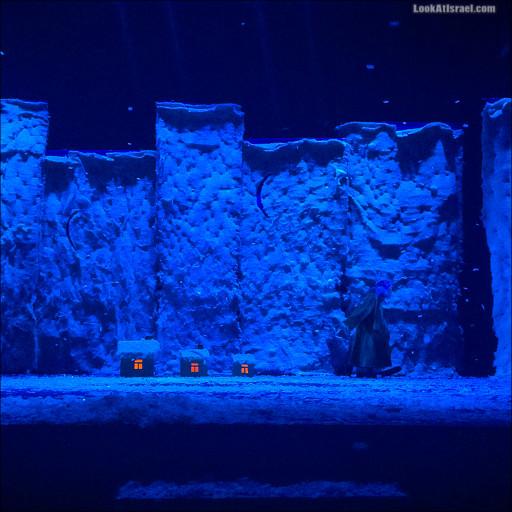 Снежное шоу в Тель Авиве | Slava's Snow Show in Tel Aviv | LookAtIsrael.com - Фото путешествия по Израилю