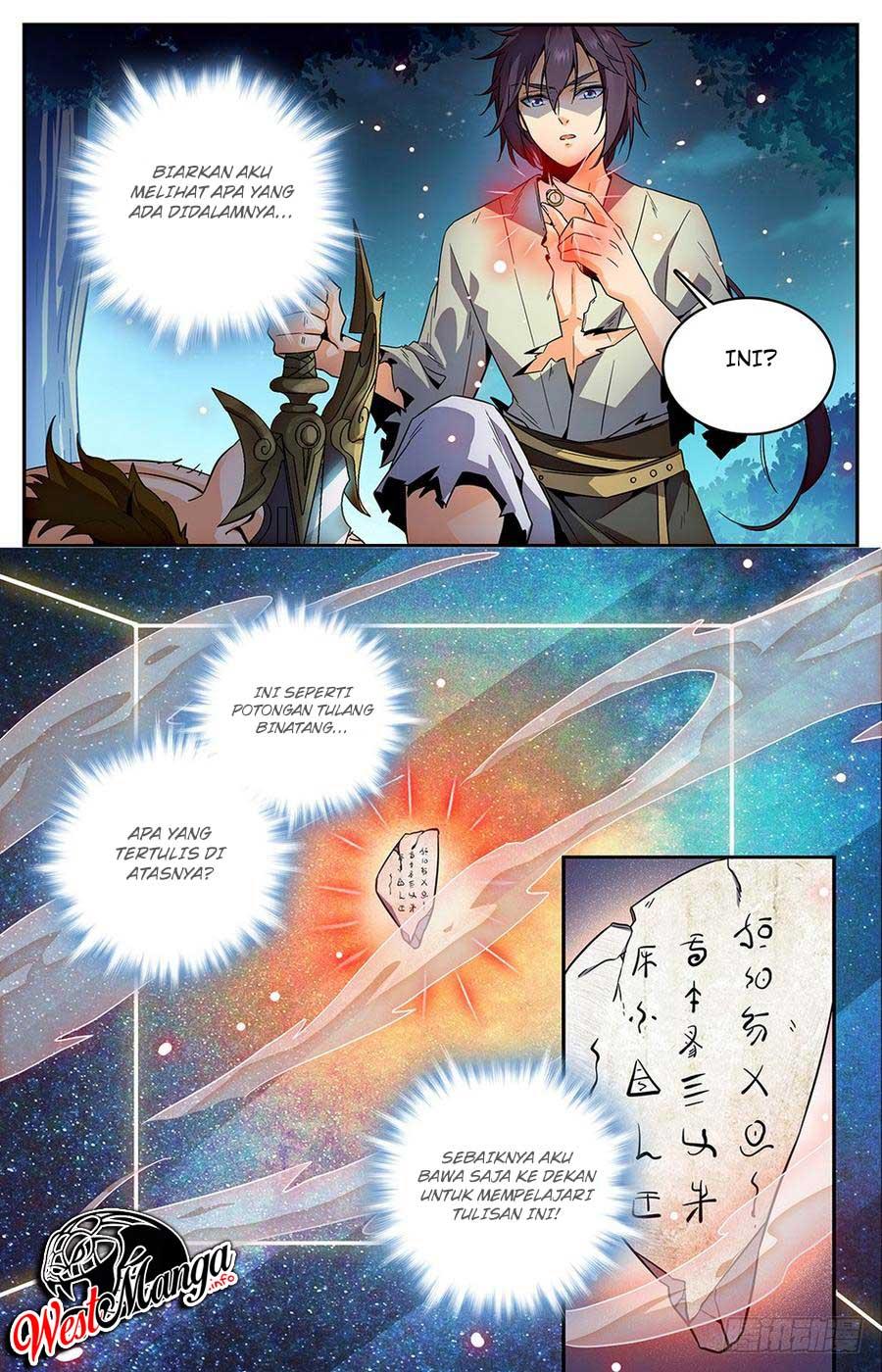 Lian Fei Wei Bao: Chapter 26 - Page 3