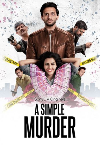 A Simple Murder 2020 (Season 1) Hindi {SonyLIV Series} WeB-DL | 480p | 720p