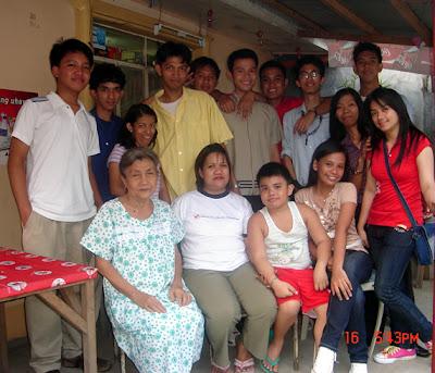 Marck 16: Ma. Andrea Perez' Residence (Valenzuela City)