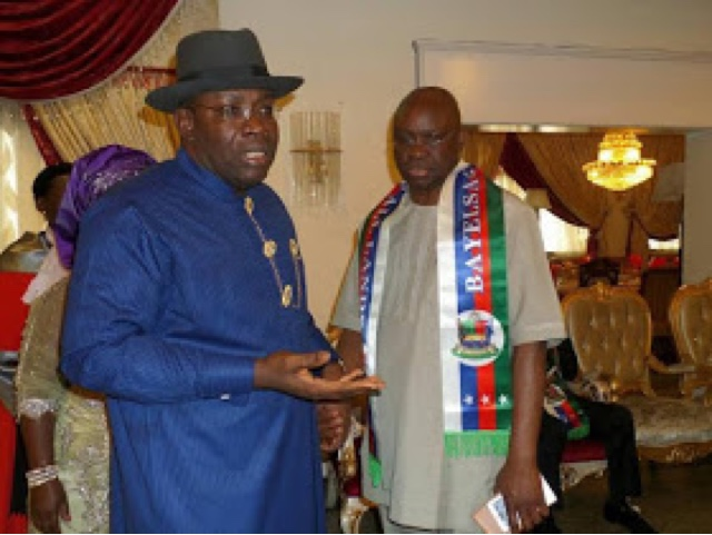 Gov. Dickson explains why Gov. Fayose was made Chairman of PDP governors Forum