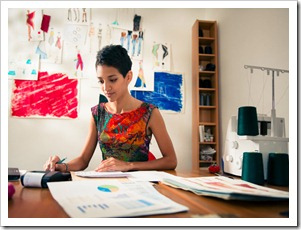 Woman-starting-own-business