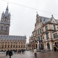 Plimbări belgiene: Gent