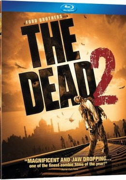The Dead 2: India 1080p / 720p Bluray Legendado – Torrent BDRip (2014)