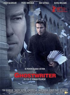 off-shade about films: Αόρατος Συγγραφέας (The Ghost Writer, 2010)