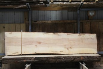"602  Ambrosia Maple - 6 8/4x 32"" x 28"" Wide x  10'  Long"