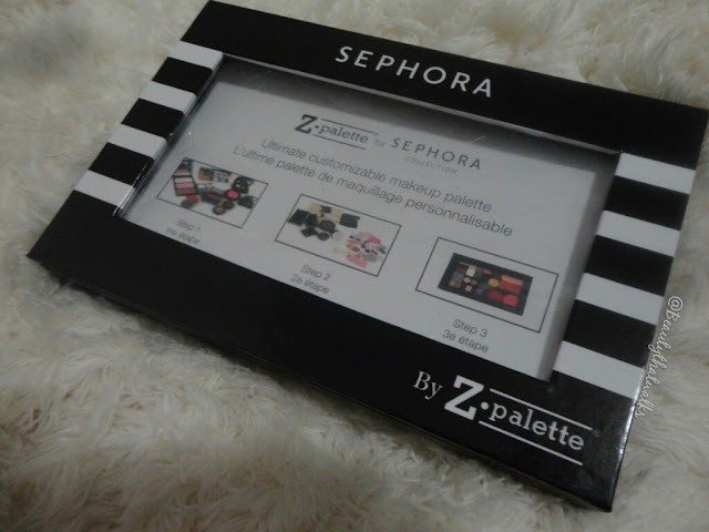 Sephora Z-Palette