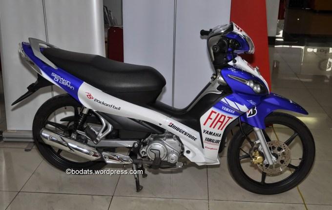 Gambar Modifikasi Motor Jupiter Z Tahun 2008 Siteandsites Co
