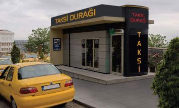 Geçit Taksi Durağı Büyükçekmece