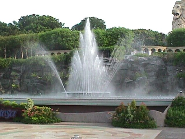 3550Sentosa's Musical Fountains
