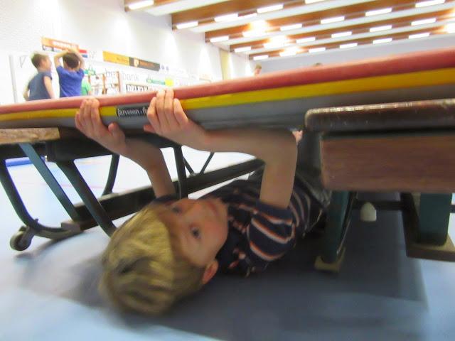 paasstage gymclub Elastika