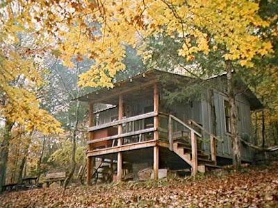 Line Camp Cabin